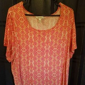 Women's Dress Barn 2X T-Shirt